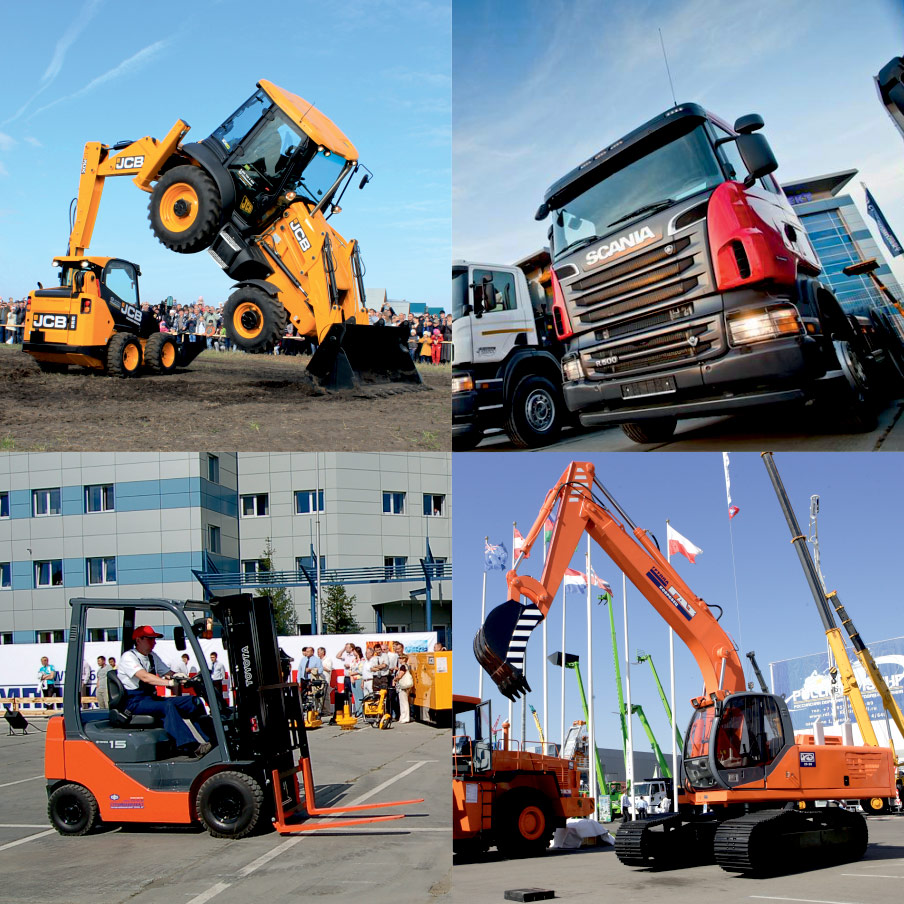 "LLC ""Predpriyatie""Stroykomplekt"" shipped 2 units of JCB heavy machines"
