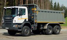 Scania p380 6=6 tipper 2004 201310